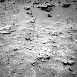 Nasa's Mars rover Curiosity acquired this image using its Right Navigation Camera on Sol 690, at drive 654, site number 39