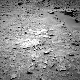 Nasa's Mars rover Curiosity acquired this image using its Right Navigation Camera on Sol 690, at drive 666, site number 39