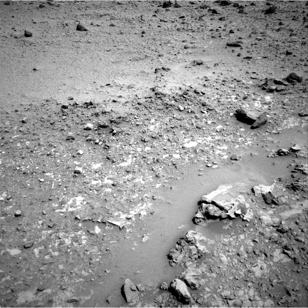 Nasa's Mars rover Curiosity acquired this image using its Right Navigation Camera on Sol 690, at drive 690, site number 39