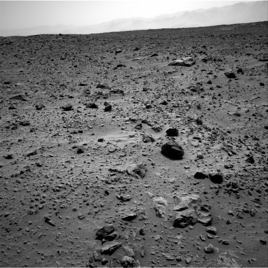 Nasa's Mars rover Curiosity acquired this image using its Right Navigation Camera on Sol 690, at drive 726, site number 39