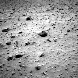 Nasa's Mars rover Curiosity acquired this image using its Left Navigation Camera on Sol 691, at drive 756, site number 39