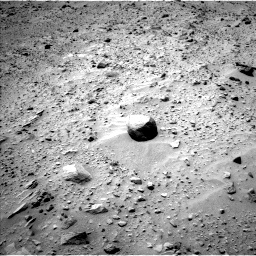 Nasa's Mars rover Curiosity acquired this image using its Left Navigation Camera on Sol 691, at drive 840, site number 39
