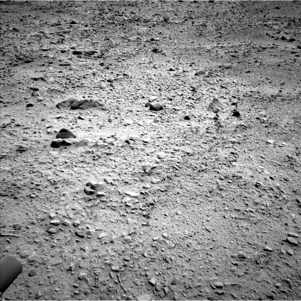 Nasa's Mars rover Curiosity acquired this image using its Left Navigation Camera on Sol 691, at drive 894, site number 39