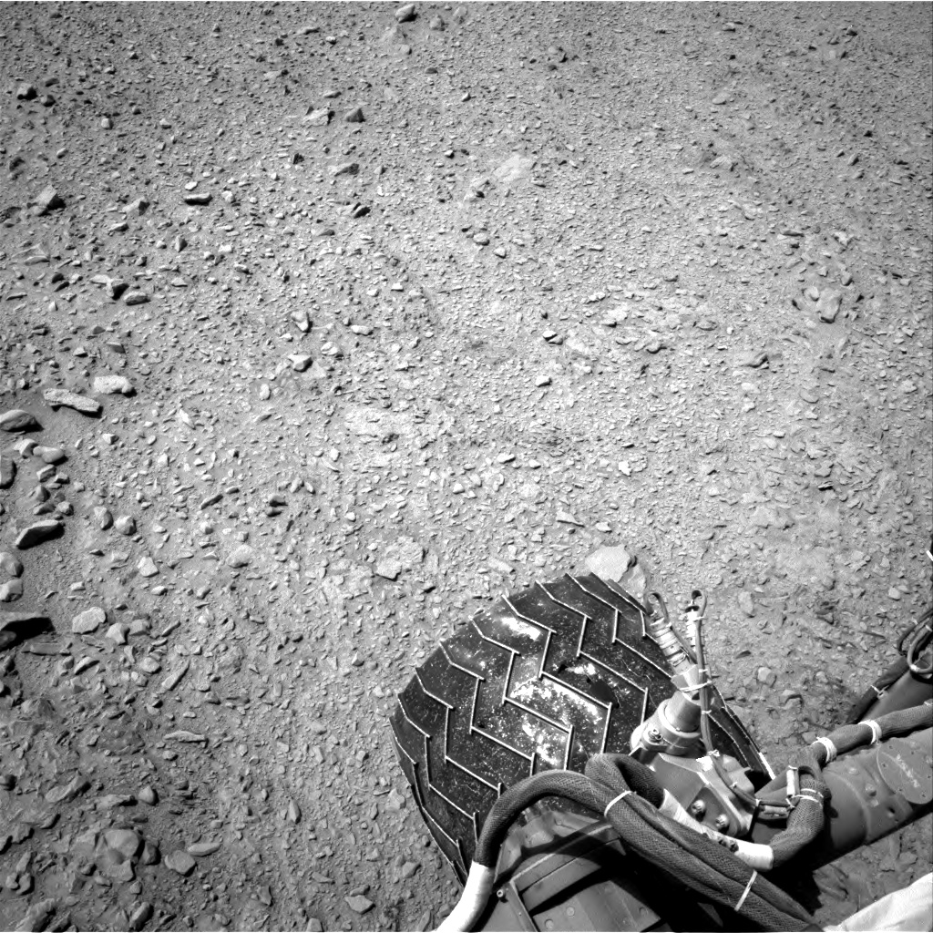 Nasa's Mars rover Curiosity acquired this image using its Right Navigation Camera on Sol 691, at drive 924, site number 39