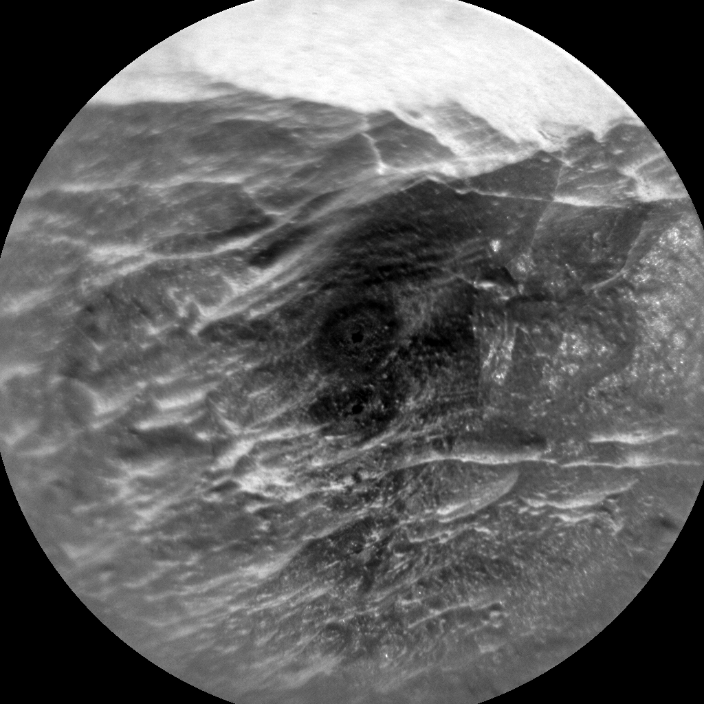 Nasa's Mars rover Curiosity acquired this image using its Chemistry & Camera (ChemCam) on Sol 691, at drive 726, site number 39