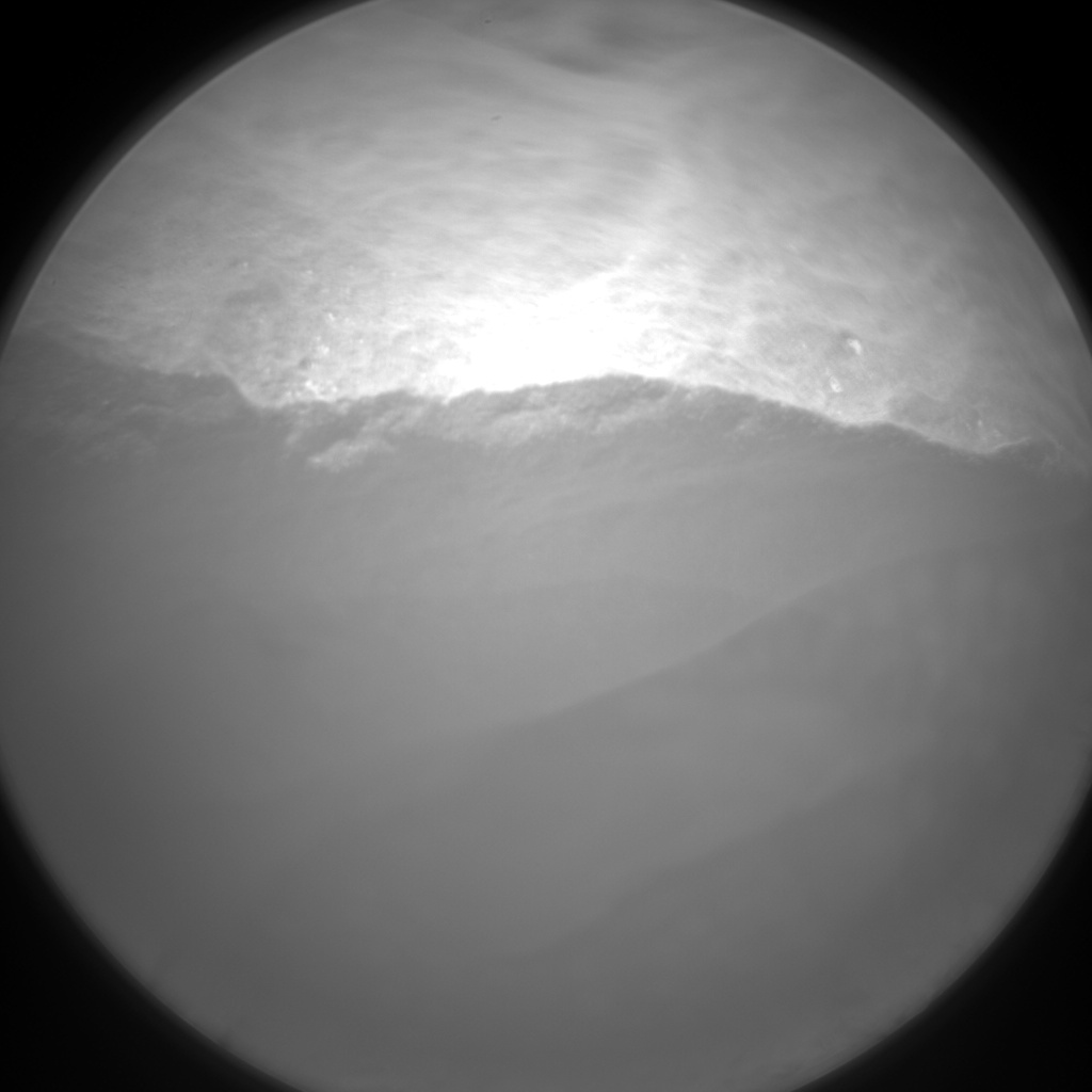 Nasa's Mars rover Curiosity acquired this image using its Chemistry & Camera (ChemCam) on Sol 692, at drive 924, site number 39