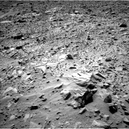 Nasa's Mars rover Curiosity acquired this image using its Left Navigation Camera on Sol 692, at drive 1170, site number 39