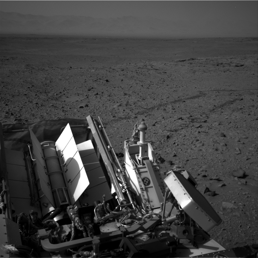 Nasa's Mars rover Curiosity acquired this image using its Right Navigation Camera on Sol 692, at drive 1176, site number 39