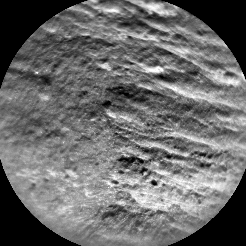 Nasa's Mars rover Curiosity acquired this image using its Chemistry & Camera (ChemCam) on Sol 694, at drive 1176, site number 39