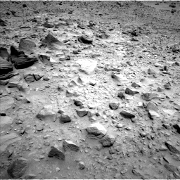 Nasa's Mars rover Curiosity acquired this image using its Left Navigation Camera on Sol 695, at drive 1176, site number 39