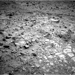 Nasa's Mars rover Curiosity acquired this image using its Left Navigation Camera on Sol 695, at drive 1200, site number 39