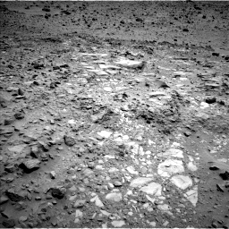 Nasa's Mars rover Curiosity acquired this image using its Left Navigation Camera on Sol 695, at drive 1206, site number 39