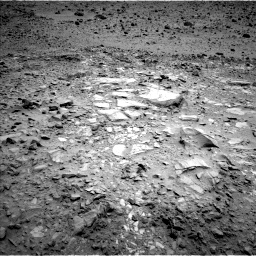 Nasa's Mars rover Curiosity acquired this image using its Left Navigation Camera on Sol 695, at drive 1224, site number 39
