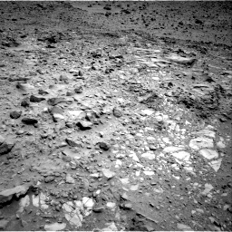 Nasa's Mars rover Curiosity acquired this image using its Right Navigation Camera on Sol 695, at drive 1194, site number 39