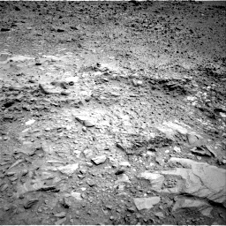Nasa's Mars rover Curiosity acquired this image using its Right Navigation Camera on Sol 695, at drive 1260, site number 39
