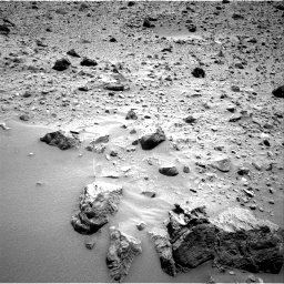 Nasa's Mars rover Curiosity acquired this image using its Right Navigation Camera on Sol 696, at drive 1438, site number 39