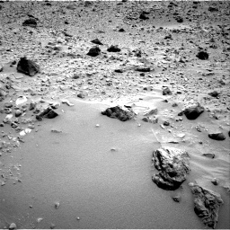 Nasa's Mars rover Curiosity acquired this image using its Right Navigation Camera on Sol 696, at drive 1450, site number 39