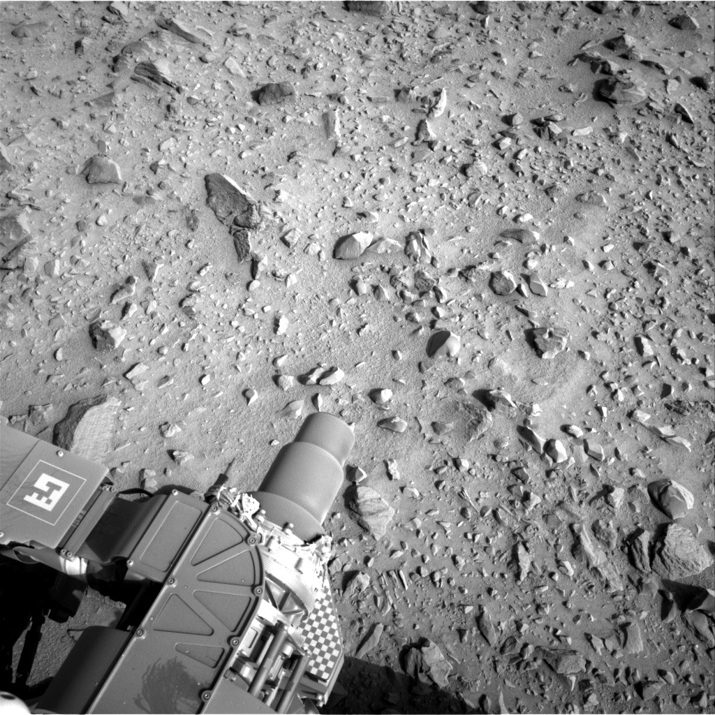 Nasa's Mars rover Curiosity acquired this image using its Right Navigation Camera on Sol 699, at drive 1552, site number 39