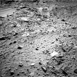 Nasa's Mars rover Curiosity acquired this image using its Left Navigation Camera on Sol 702, at drive 1636, site number 39