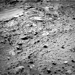 NASA's Mars rover Curiosity acquired this image using its Left Navigation Camera (Navcams) on Sol 702