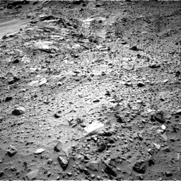 Nasa's Mars rover Curiosity acquired this image using its Right Navigation Camera on Sol 702, at drive 1636, site number 39