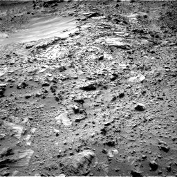 Nasa's Mars rover Curiosity acquired this image using its Right Navigation Camera on Sol 702, at drive 1648, site number 39