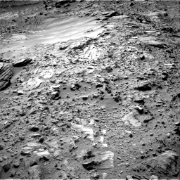 Nasa's Mars rover Curiosity acquired this image using its Right Navigation Camera on Sol 702, at drive 1654, site number 39