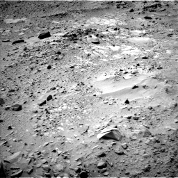 Nasa's Mars rover Curiosity acquired this image using its Left Navigation Camera on Sol 703, at drive 1756, site number 39