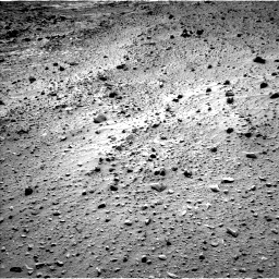 Nasa's Mars rover Curiosity acquired this image using its Left Navigation Camera on Sol 703, at drive 1888, site number 39