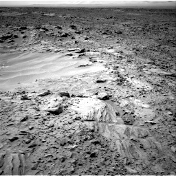 Nasa's Mars rover Curiosity acquired this image using its Right Navigation Camera on Sol 703, at drive 1690, site number 39