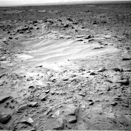 Nasa's Mars rover Curiosity acquired this image using its Right Navigation Camera on Sol 703, at drive 1702, site number 39