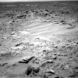 Nasa's Mars rover Curiosity acquired this image using its Right Navigation Camera on Sol 703, at drive 1708, site number 39