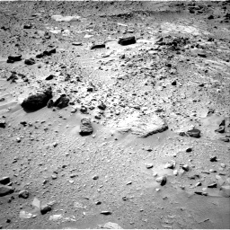 Nasa's Mars rover Curiosity acquired this image using its Right Navigation Camera on Sol 703, at drive 1774, site number 39