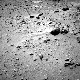 Nasa's Mars rover Curiosity acquired this image using its Right Navigation Camera on Sol 703, at drive 1786, site number 39
