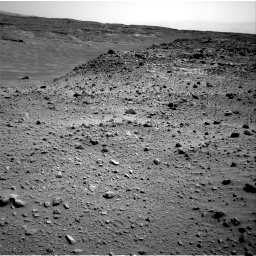Nasa's Mars rover Curiosity acquired this image using its Right Navigation Camera on Sol 703, at drive 1840, site number 39
