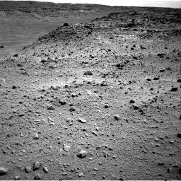 Nasa's Mars rover Curiosity acquired this image using its Right Navigation Camera on Sol 703, at drive 1846, site number 39