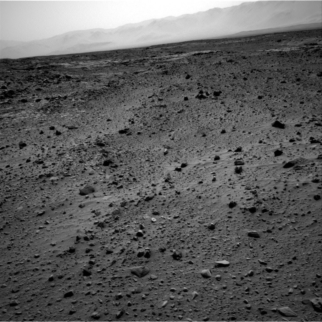 Nasa's Mars rover Curiosity acquired this image using its Right Navigation Camera on Sol 703, at drive 1888, site number 39