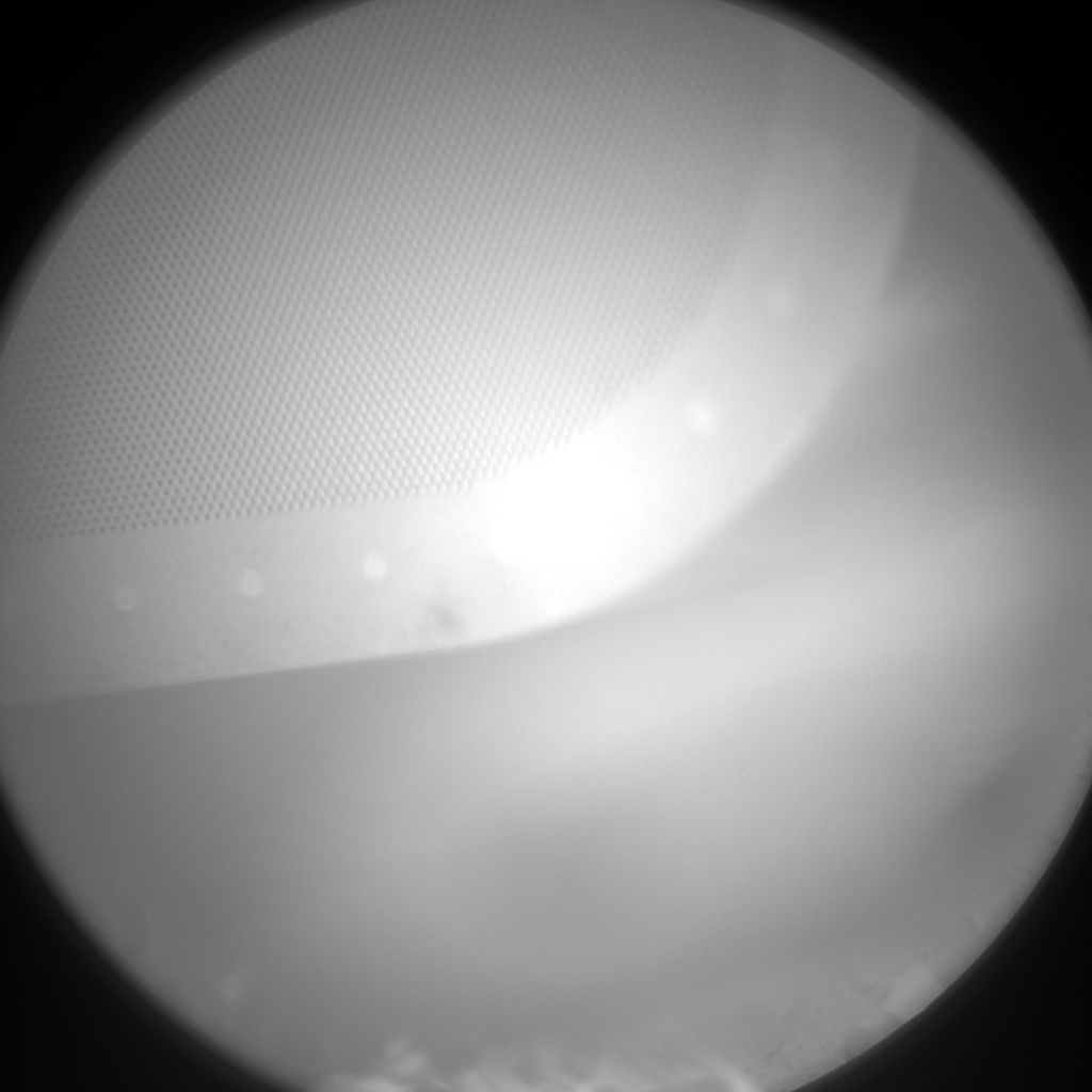 Nasa's Mars rover Curiosity acquired this image using its Chemistry & Camera (ChemCam) on Sol 704, at drive 1888, site number 39