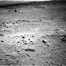 Nasa's Mars rover Curiosity acquired this image using its Right Navigation Camera on Sol 705, at drive 1888, site number 39