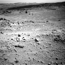 Nasa's Mars rover Curiosity acquired this image using its Right Navigation Camera on Sol 705, at drive 1894, site number 39