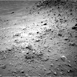 Nasa's Mars rover Curiosity acquired this image using its Right Navigation Camera on Sol 706, at drive 18, site number 40