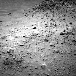 Nasa's Mars rover Curiosity acquired this image using its Right Navigation Camera on Sol 706, at drive 24, site number 40