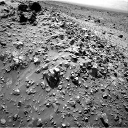 Nasa's Mars rover Curiosity acquired this image using its Right Navigation Camera on Sol 706, at drive 138, site number 40