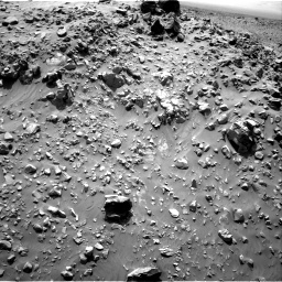 Nasa's Mars rover Curiosity acquired this image using its Right Navigation Camera on Sol 706, at drive 144, site number 40