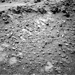 Nasa's Mars rover Curiosity acquired this image using its Right Navigation Camera on Sol 706, at drive 162, site number 40