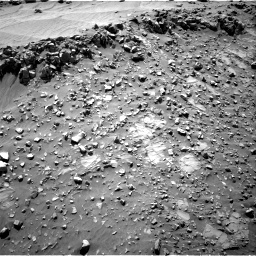 Nasa's Mars rover Curiosity acquired this image using its Right Navigation Camera on Sol 706, at drive 168, site number 40