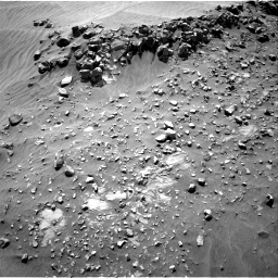 Nasa's Mars rover Curiosity acquired this image using its Right Navigation Camera on Sol 706, at drive 180, site number 40