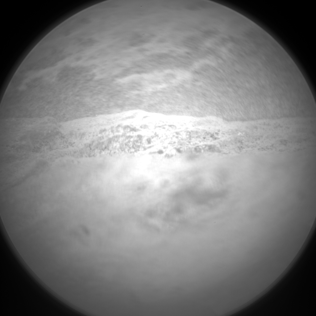 Nasa's Mars rover Curiosity acquired this image using its Chemistry & Camera (ChemCam) on Sol 707, at drive 200, site number 40