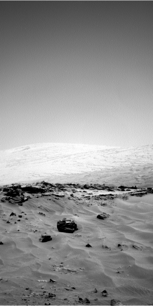 Nasa's Mars rover Curiosity acquired this image using its Left Navigation Camera on Sol 707, at drive 200, site number 40