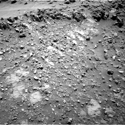 Nasa's Mars rover Curiosity acquired this image using its Right Navigation Camera on Sol 709, at drive 224, site number 40